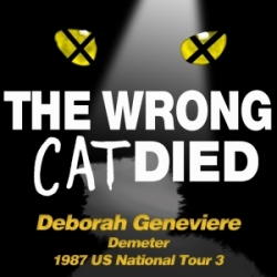 Ep38 - Deborah Geneviere, Demeter from 1987 US National Tour 3