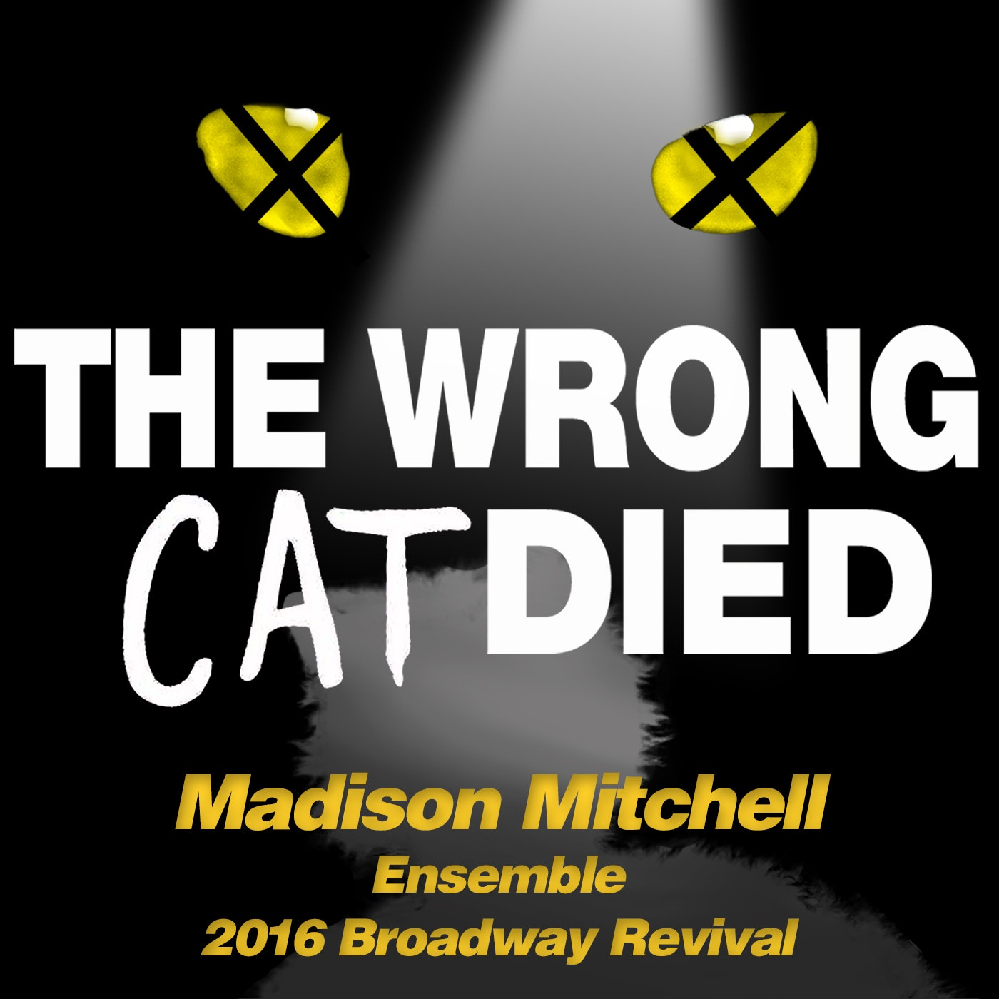 Ep39 - Madison Mitchell, Ensemble from the 2016 Broadway Revival