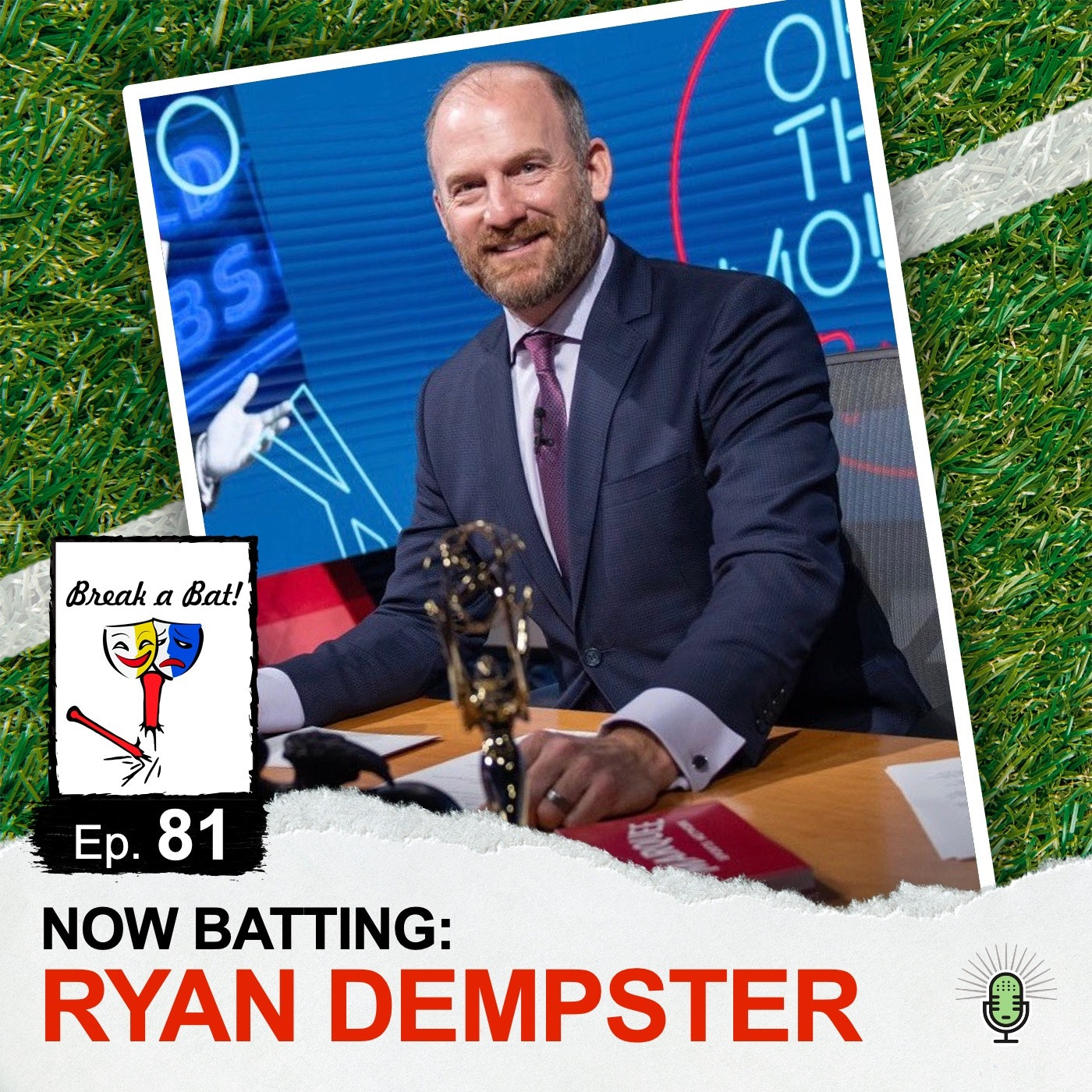 #81 - Now Batting: Ryan Dempster