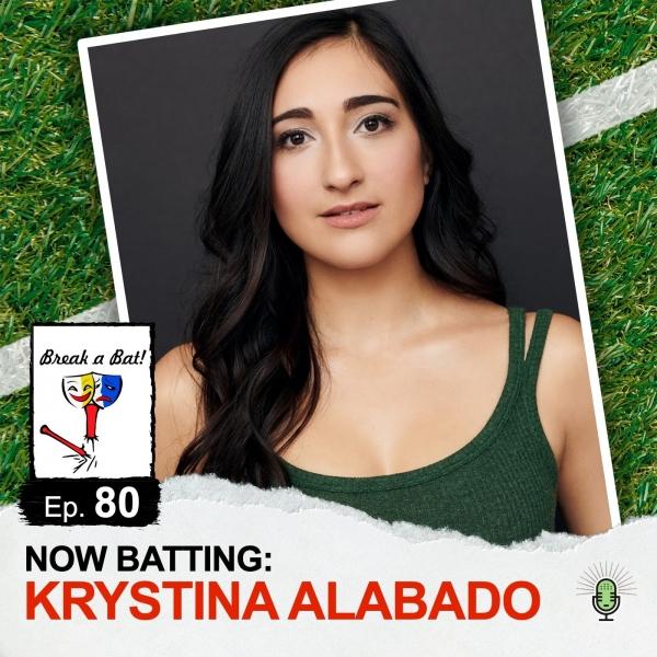 #80 - Now Batting: Krystina Alabado
