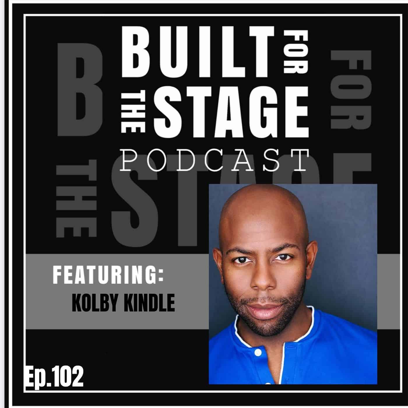 #102 - Kolby Kindle - COME FROM AWAY AU