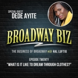 #20 - What is it Like to Dream Through Clothes? with Dede Ayite