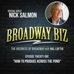 #21 - How to Produce Across the Pond with Nick Salmon