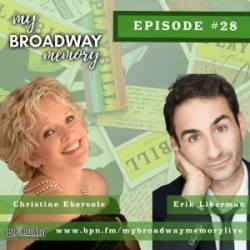 28 - LIVE: Christine Ebersole and Erik Liberman