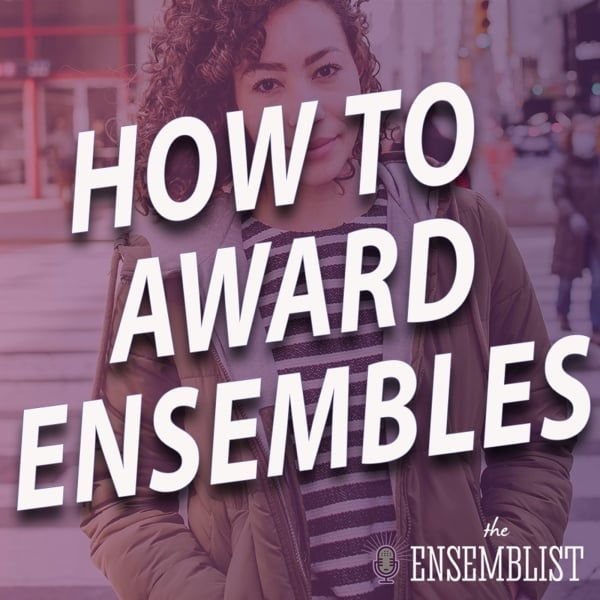 #512 - Can We Award Ensembles? (feat. Afra Hines)