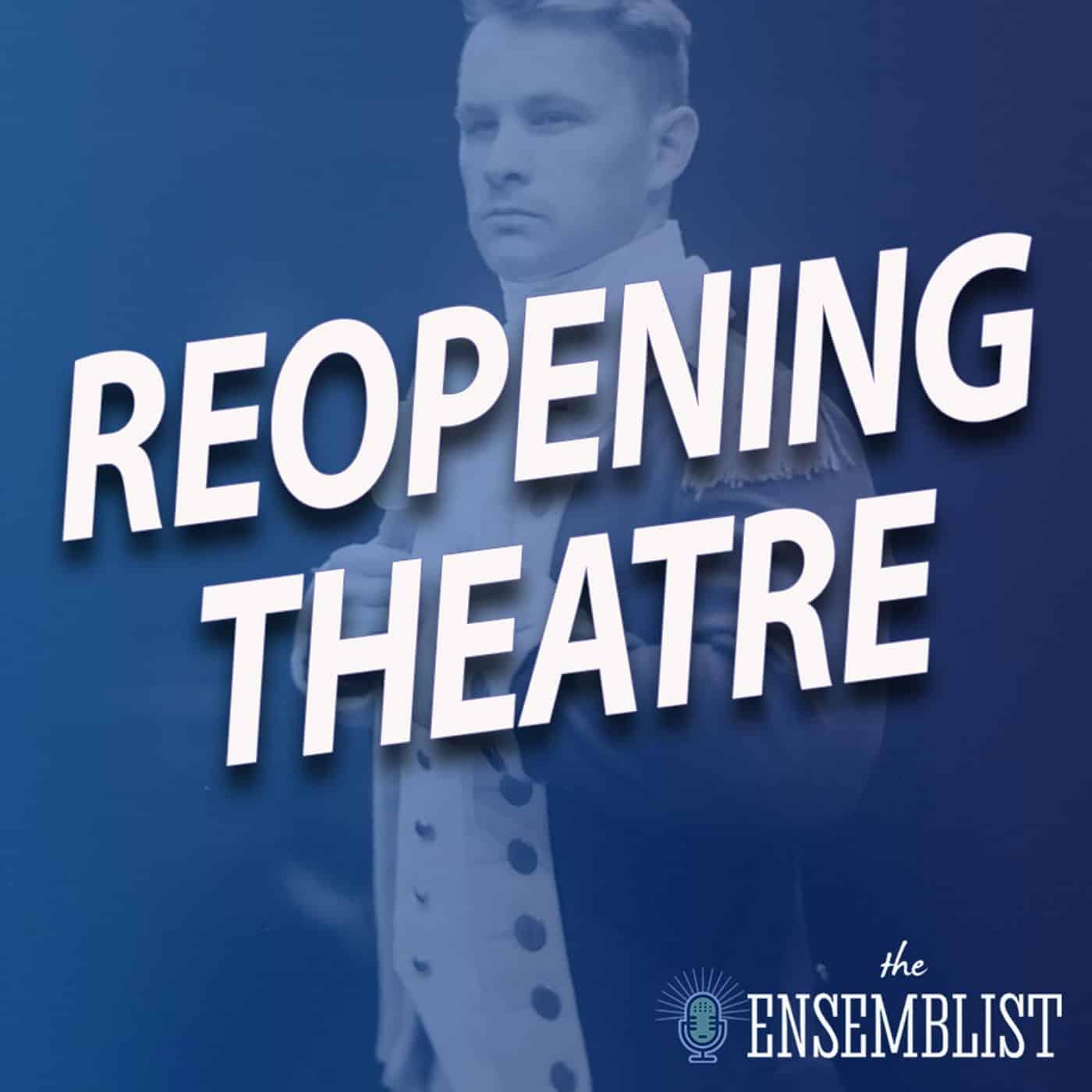 #507 - Reopening Theatre (Hamilton Australia - feat. Robert Walters)