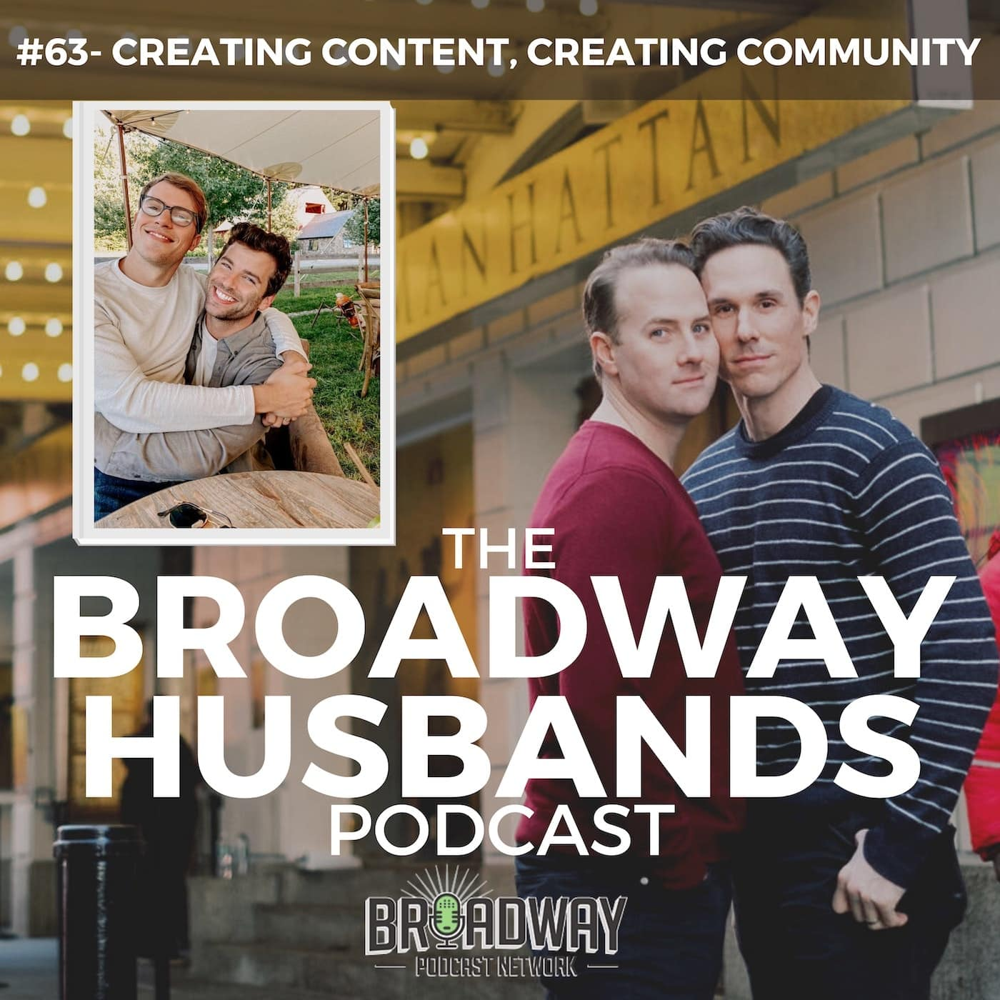 #63 - Creating Content, Creating Community