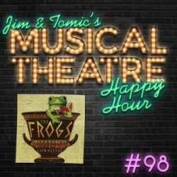 Happy Hour #98 - It's Only A Podcast - 'The Frogs'