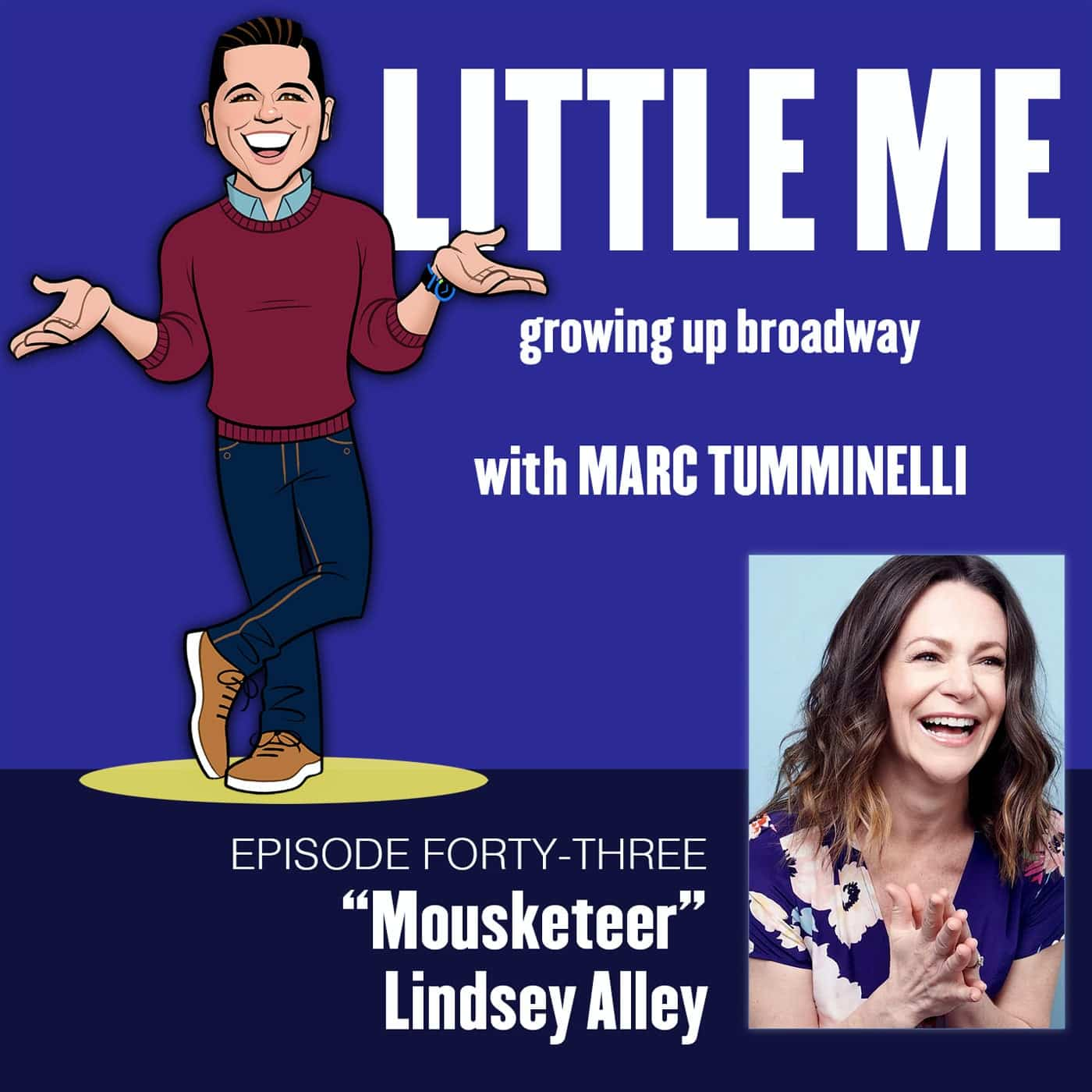 EP43 - Lindsey Alley - Mouseketeer