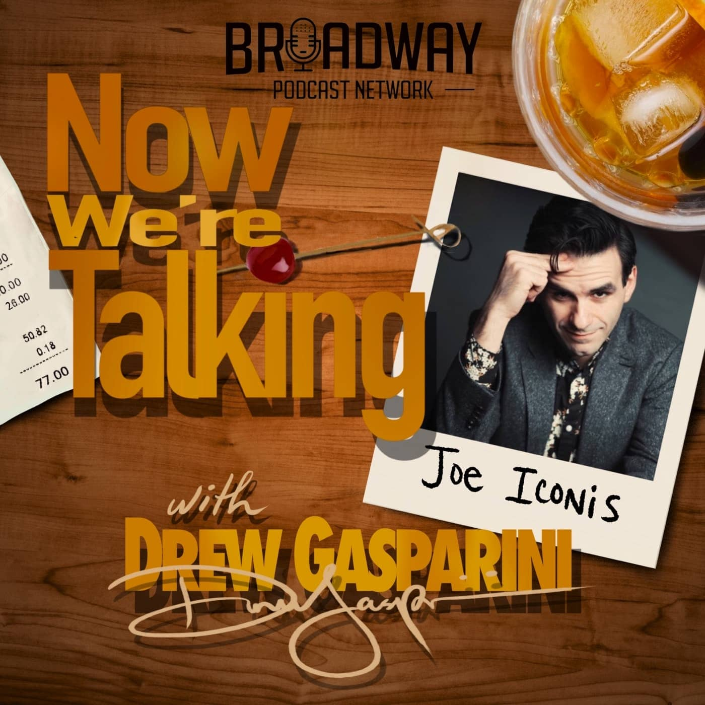 """Ep 17 - Joe Iconis: """"I Love to be Delighted"""""""