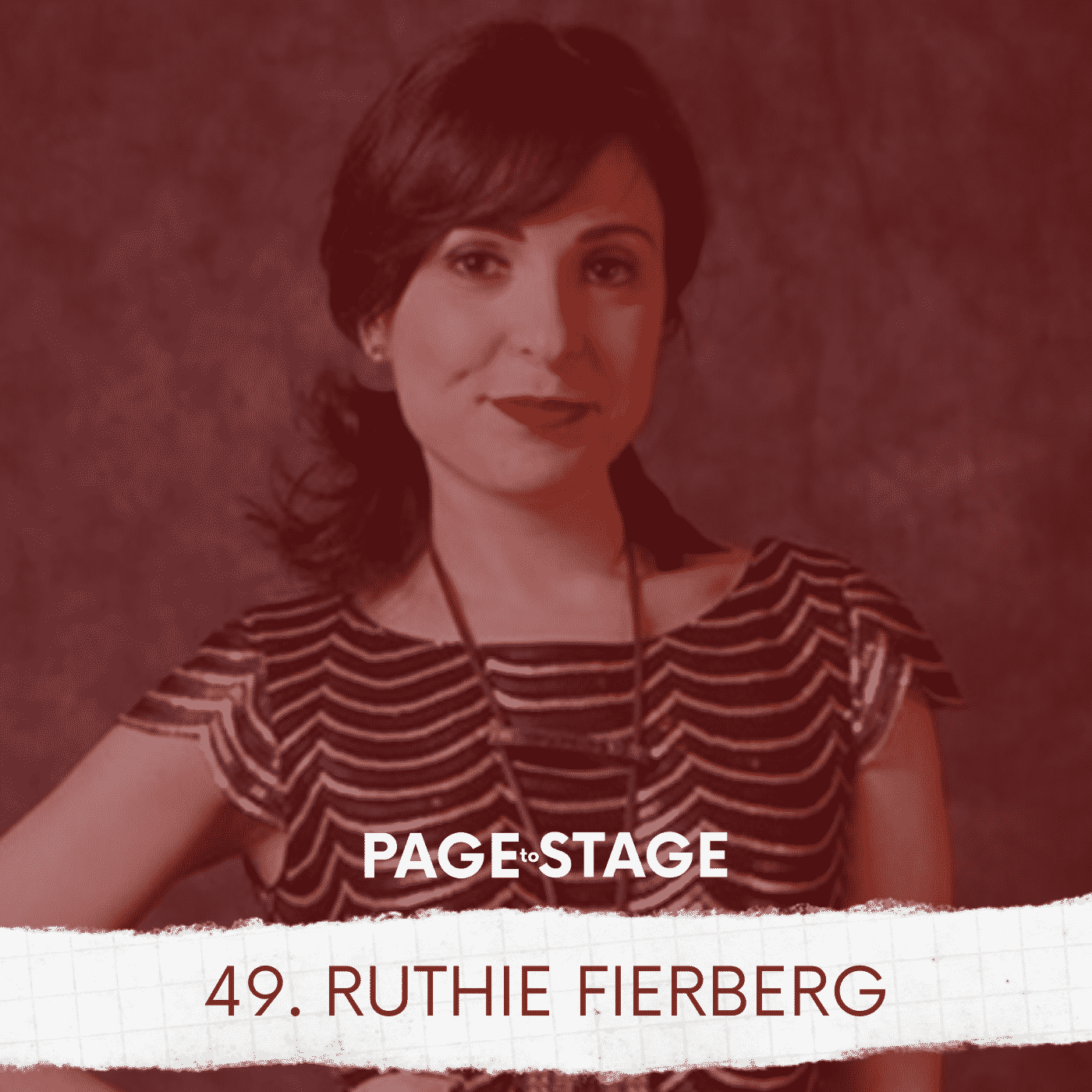 49 - Ruthie Fierberg, Arts Journalist