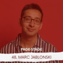48 - Marc Jablonski, Arts and Culture Researcher