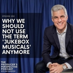 """230 - """"Why We Should Not Use The Term 'Jukebox Musicals' Anymore"""""""