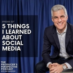 """227 - """"5 Things I Learned About Social"""""""