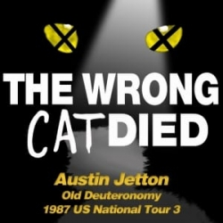 Ep42 - Austin Jetton, Old Deuteronomy on 1987 US National Tour 3
