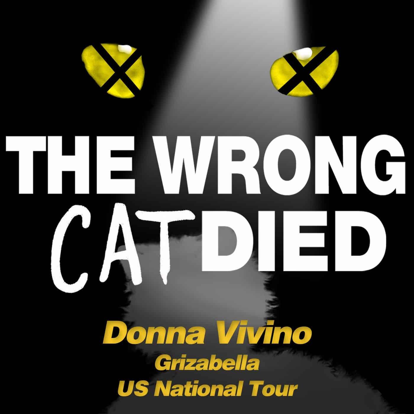 Ep43 - Donna Vivino, Grizabella on the National Tour