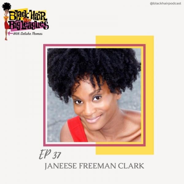 EP 37-Vanguard Theater Company: JANEECE FREEMAN CLARK