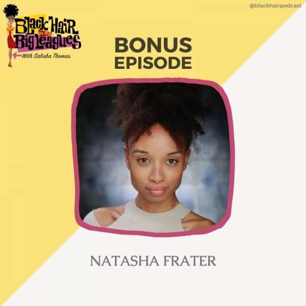 Bonus EP: Natasha Frater