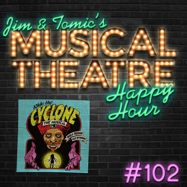 Happy Hour #102: Every Podcast Has A Lesson - 'Ride the Cyclone'