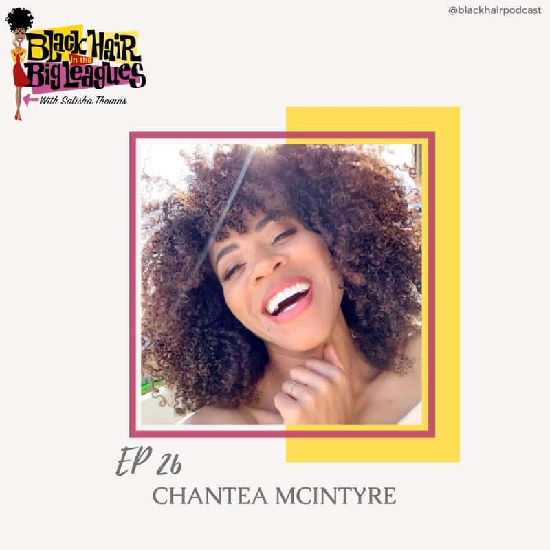 EP 26: Vegan Mom of 4 Blogger: CHANTEA MCINTYRE