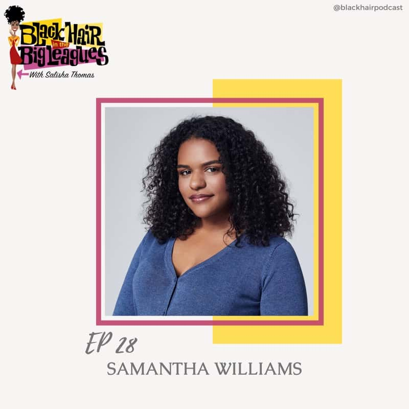 EP 28- Dear Evan Hansen Star: Sammie Williams