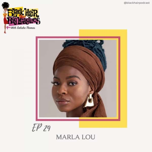EP 29- Founder of Claim our Space: MARLA LOU