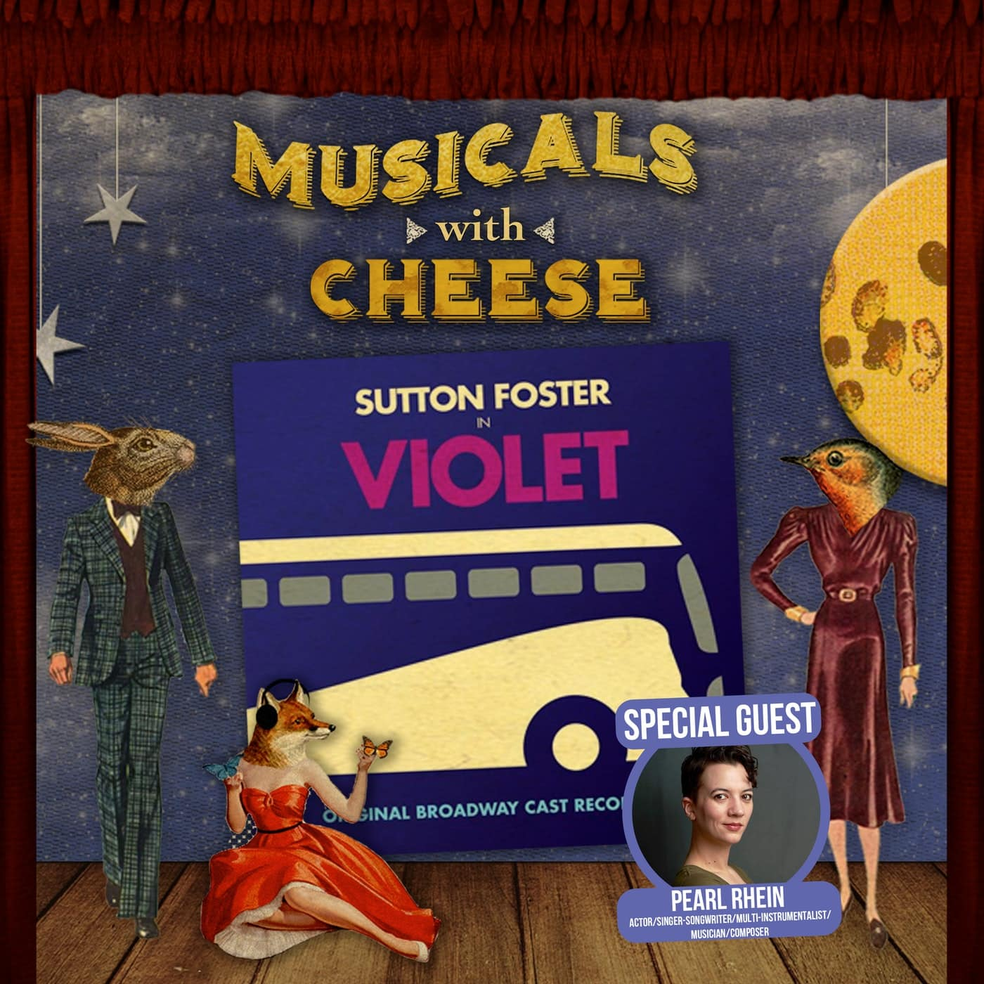 #143 - Violet (feat. Pearl Rhein)