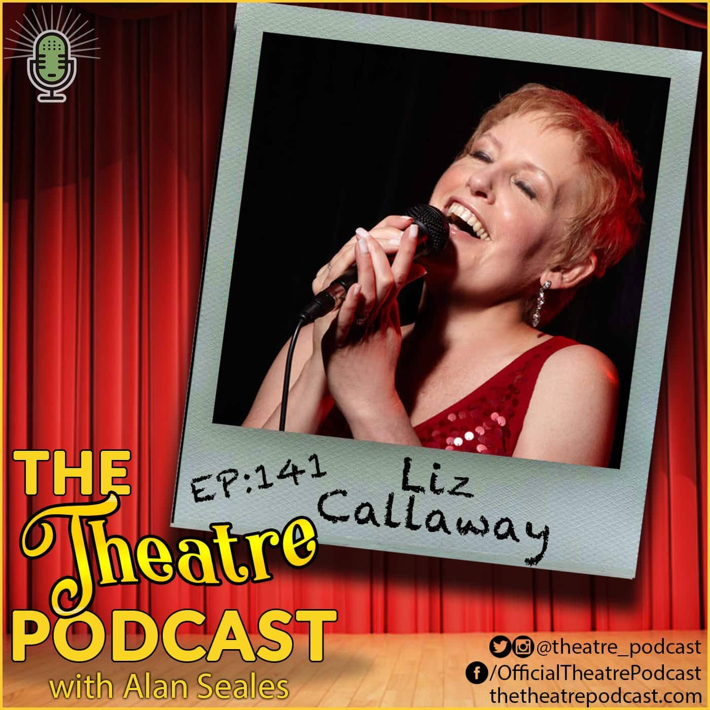 Ep141 - Liz Callaway: Disney's Anastasia, Broadway by the Year, Merrily, CATS and many more