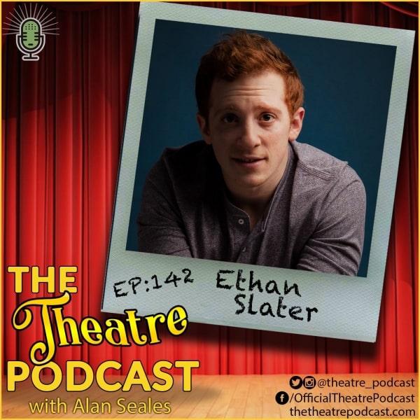 Ep142 - Ethan Slater: Spongebob Squarepants, Fosse/Verdon, Broadway By The Year