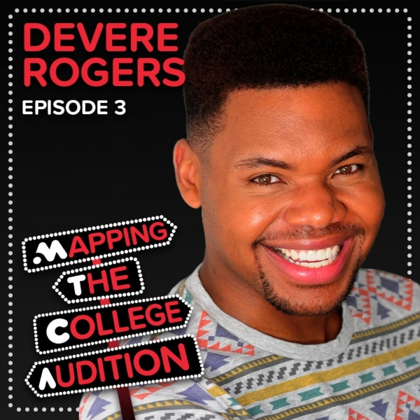 Ep. 3 (Artist Exploration): Devere Rogers (My Spy) on Being a Multi-hyphenate Actor-Writer, Doing the Thing, Being Ready for the Moment, and the 10 Years it takes to Become an Overnight Sensation