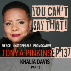 Ep137 - Khalia Davis (Part 2)