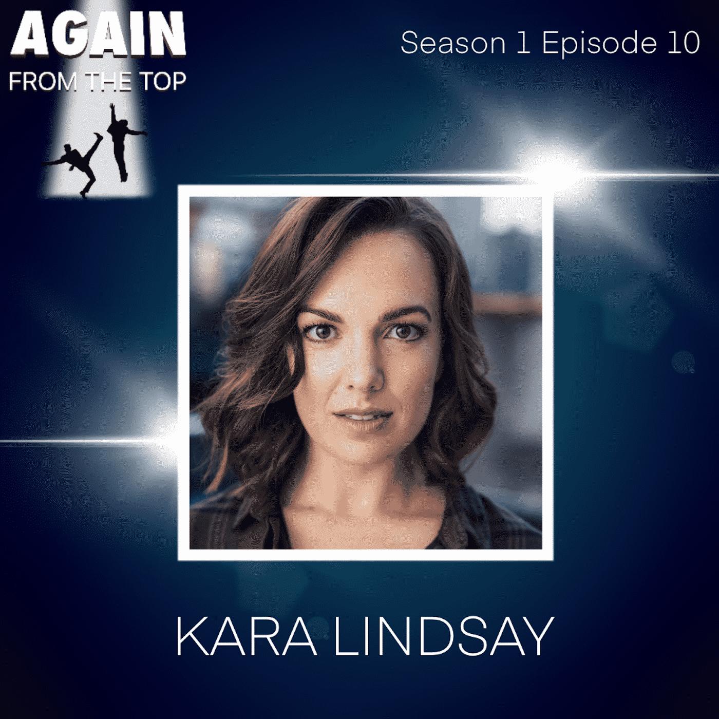 S1/Ep10: KARA LINDSAY: LOOK! IT'S GLINDAAA!