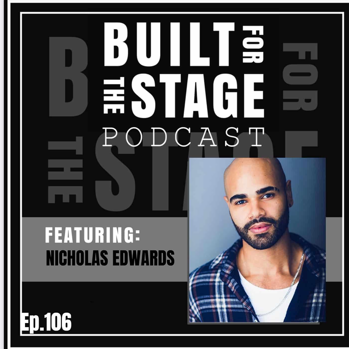 #106 - Nicholas Edwards - LAST 5 YEARS, FROZEN