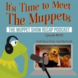 #106: Ruth Buzzi I The Muppet Show