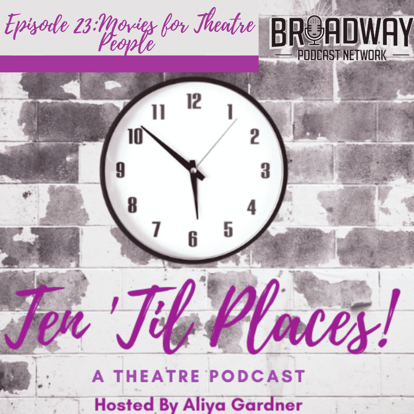 Episode 23: Movies for Theatre People