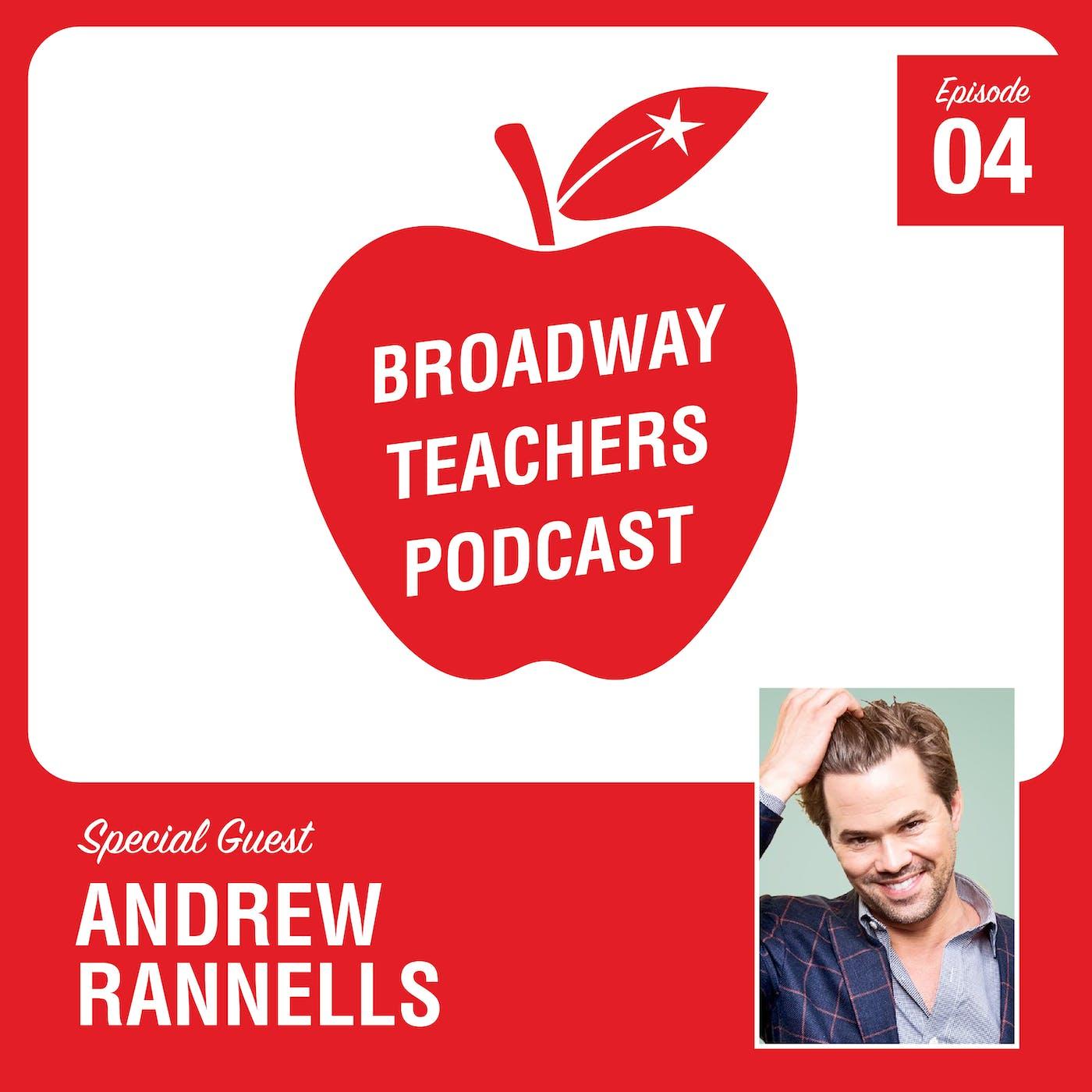 Ep4 - Andrew Rannells