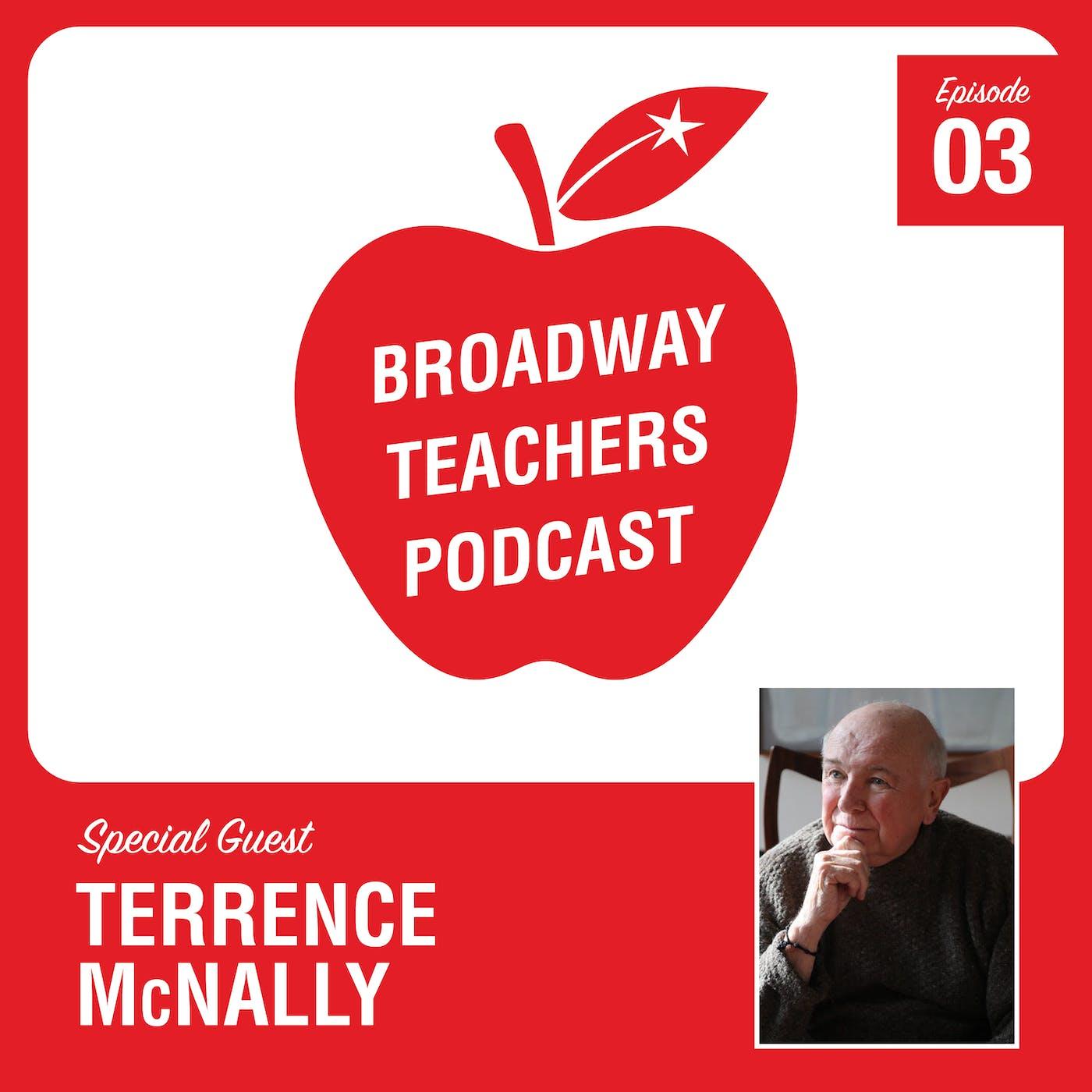 Ep3 - Terrance McNally