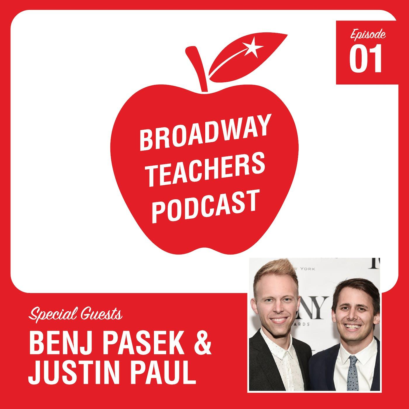 Ep1 - Pasek & Paul