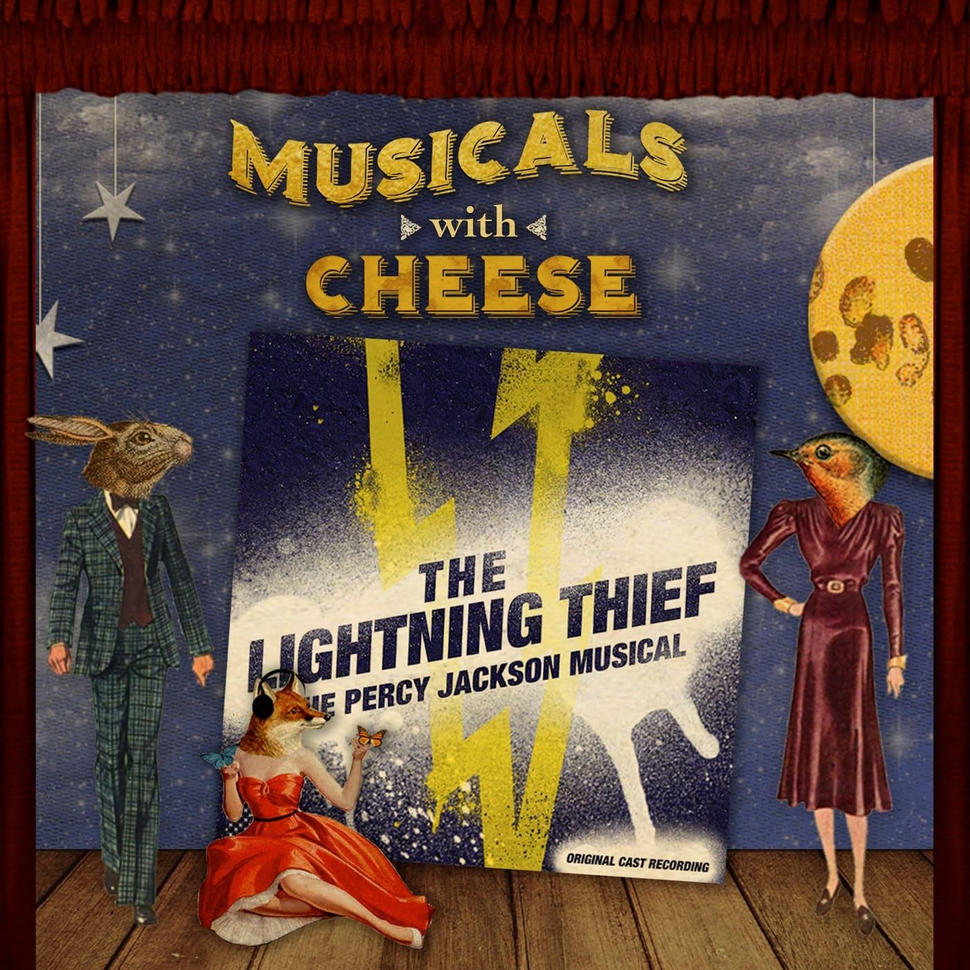 #140 - The Lightning Thief