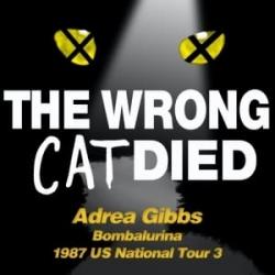 Ep47 - Adrea Gibbs, Bombalurina on 1987 US National Tour 3
