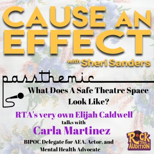 S2/Ep 6: What does a Safe Theatre Space Look Like?