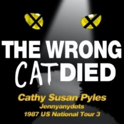 Ep51 - Cathy Susan Pyles, Jennyanydots on 1987 US National Tour 3