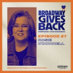 Ep27: Rosie O'Donnell