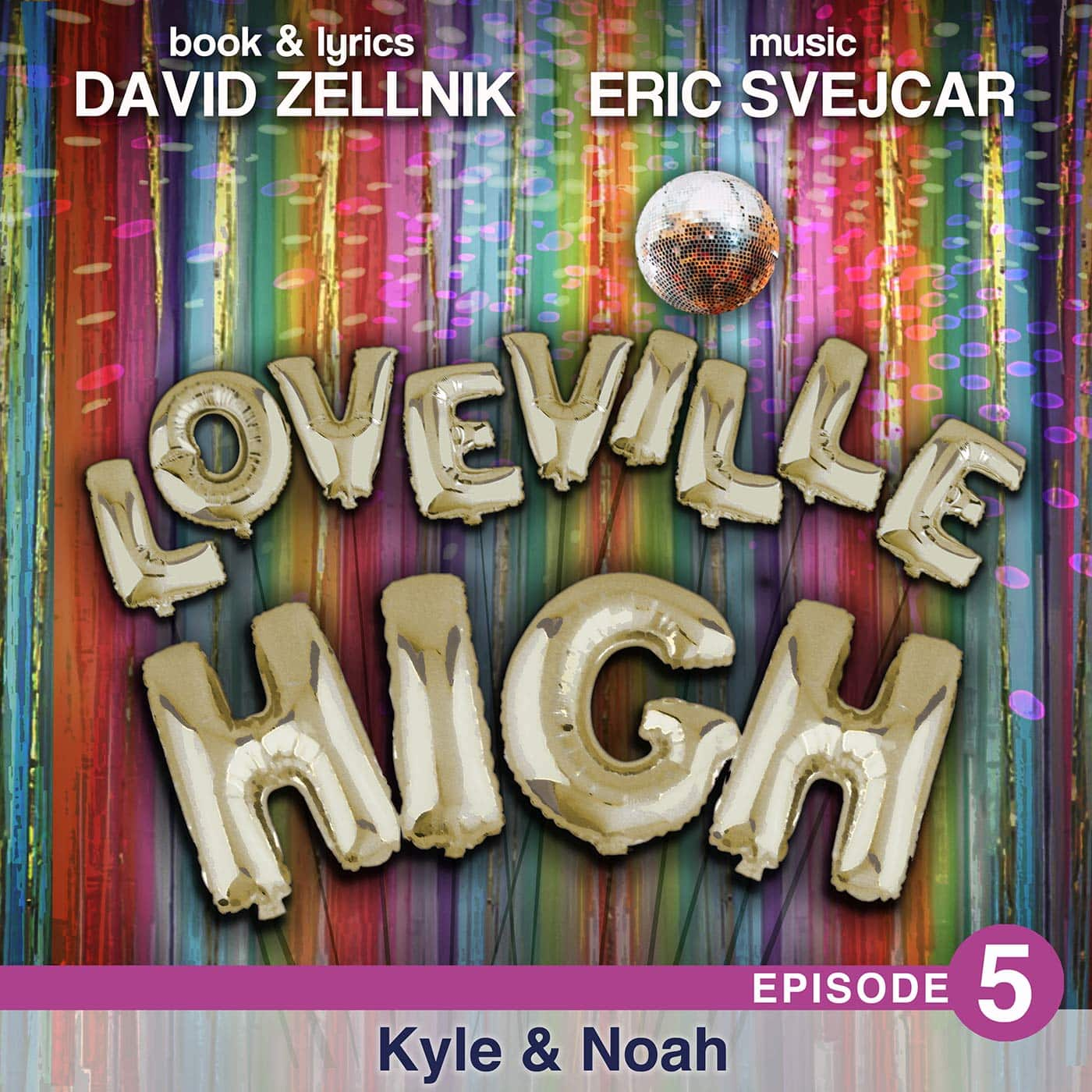 Loveville High Ep5