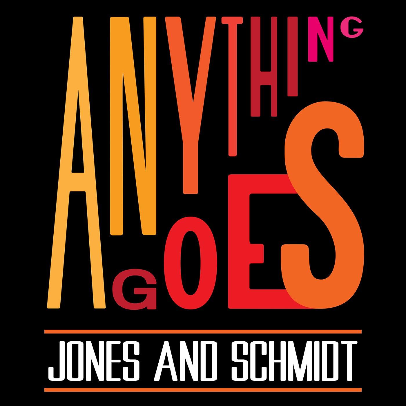 20 Jones and Schmidt