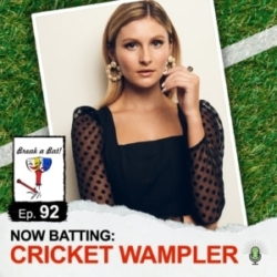 #92 - Now Batting: Cricket Wampler