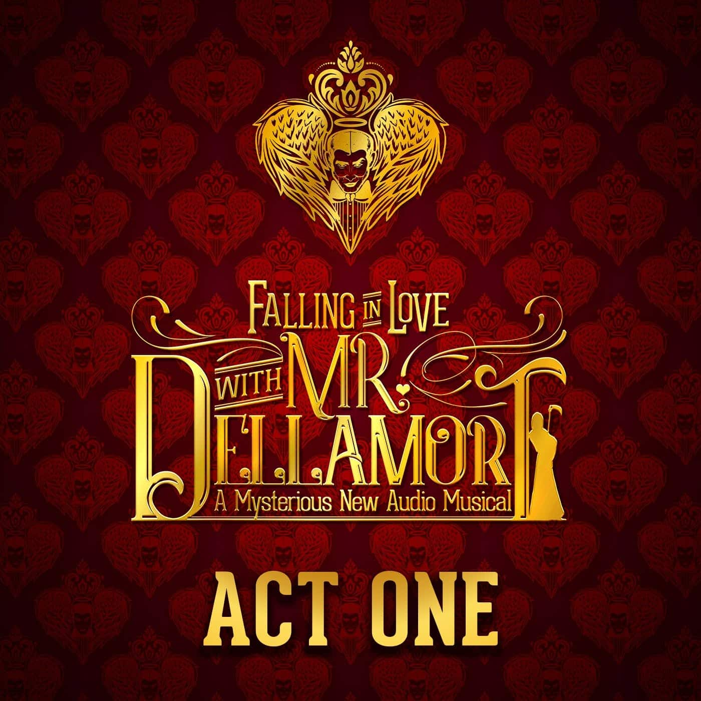 Falling in Love with Mr. Dellamort: Act One