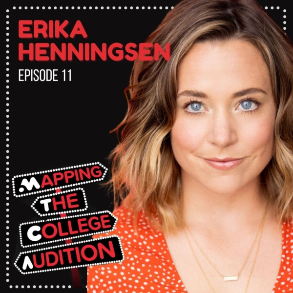 Ep. 11 (AE): Erika Henningsen from Broadway's Mean Girls on being a Scholastic Sponge