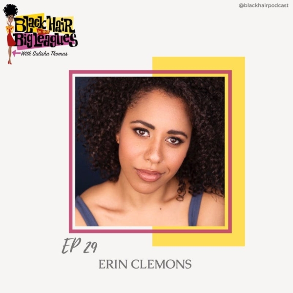 EP 43: Hamilton on Broadway and Tour: ERIN CLEMONS