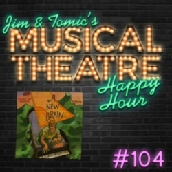 Happy Hour #104: Heart and Podcasts - 'A New Brain'